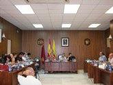 El pleno de Archena pide al Gobierno que active la necesidad de trasvasar agua del Ebro al Segura