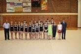 Una Gimnasta de Torre Pacheco se proclama campeona de España