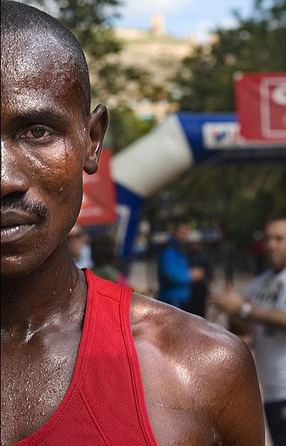 El jumillano Antonio Bleda gana el primer premio del II Concurso de Fotografía sobre la Media Maratón - 1, Foto 1
