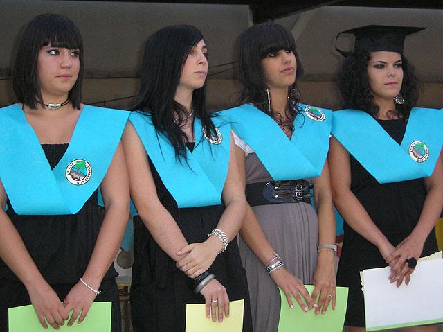 """Los primeros alumnos que han realizado la ESO en el CEIB """"Guadalentín"""" de El Paretón se gradúan - 2, Foto 2"""
