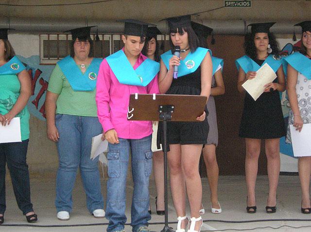 """Los primeros alumnos que han realizado la ESO en el CEIB """"Guadalentín"""" de El Paretón se gradúan - 3, Foto 3"""
