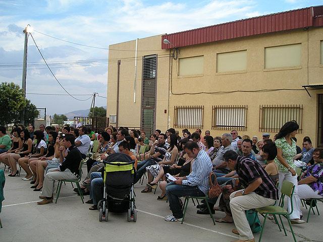 """Los primeros alumnos que han realizado la ESO en el CEIB """"Guadalentín"""" de El Paretón se gradúan - 4, Foto 4"""