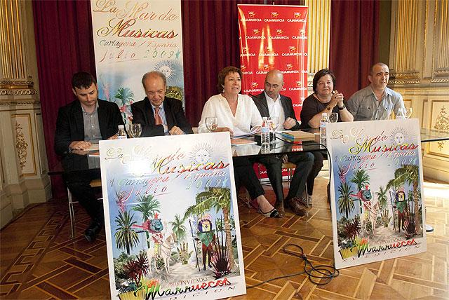 La Mar de Músicas especial Marruecos, con un 30% más de público y el doble de conciertos en la calle - 1, Foto 1