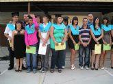 """Los primeros alumnos que han realizado la ESO en el CEIB """"Guadalentín"""" de El Paretón se gradúan"""