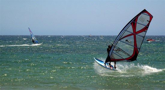 El municipio arropa el 'Mazarrón windsurf festival 2009', Foto 1