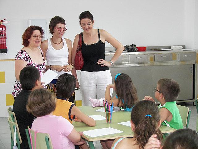 Inaugurada la Escuela Municipal de Verano con casi 150 niños matriculados y que estará abierta los meses de julio y agosto - 1, Foto 1