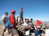 El Club Senderista de Totana realiz� una salida a la Sierra de Mar�a