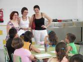 Inaugurada la Escuela Municipal de Verano con casi 150 niños matriculados y que estará abierta los meses de julio y agosto