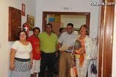 La directora general de Personas con Discapacidad del IMAS visita las dependencias municipales destinadas a colectivos de discapacitados