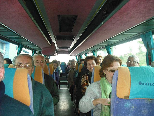 Los mayores viajarán a túnez en octubre, Foto 1