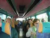 Los mayores viajar�n a t�nez en octubre