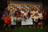 Los Alcázares acoge la primera prueba del Campeonato de España de Fútbol Playa 2009