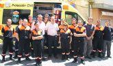 La Consejería de Presidencia financia la compra de una ambulancia para el Ayuntamiento de Fortuna