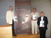Moratalla presenta el cartel de las fiestas en Honor al Santísimo Cristo del Rayo 2009