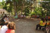 Un total de 300 niños y j�venes participan en las escuelas de verano, campamentos, viajes, y actividades diversas