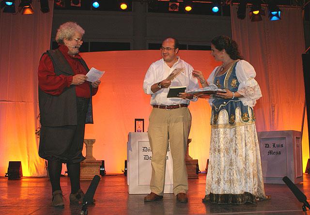 Puerto Lumbreras acoge la obra de teatro 'Don Juan Tenorio' - 2, Foto 2