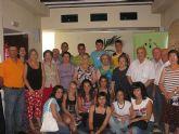 Los jóvenes del programa de participación 'Nueve.e' ponen en marcha un proyecto intergeneracional