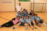 """Un total de 23 equipos participan en las """"24 horas de fútbol sala"""" de Totana"""