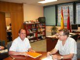 El director general de Vivienda apuesta por la regeneración de fachadas en el municipio