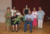 Puerto Lumbreras rinde homenaje a sus Mayores