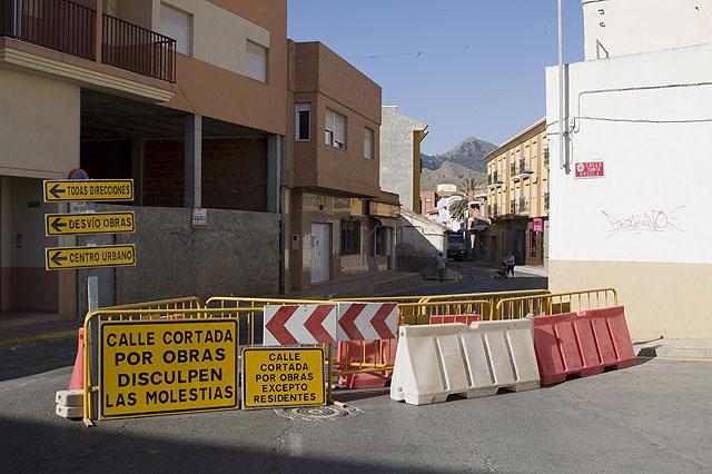 El Ayuntamiento reanuda las obras de la calle Boquera, Foto 2