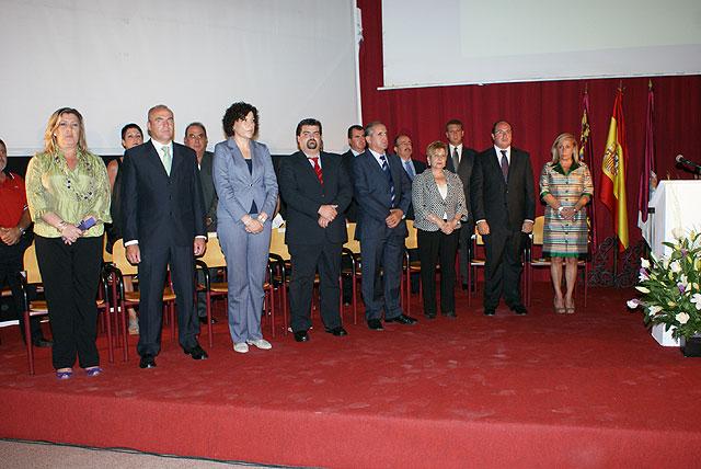 Puerto Lumbreras celebra el Día de la Independencia con la entrega de distinciones a ciudadanos e instituciones - 2, Foto 2