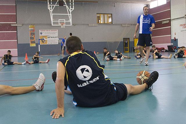 Clausura del I Campus Fran Murcia, Foto 1