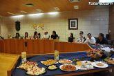 """""""De Tapas por Totana"""" se presenta como el aperitivo gastronómico de las Fiestas de Santiago 2009"""