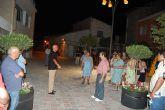 Finalizan las obras de reforma de la calle Alfonso Férez de Las Torres de Cotillas