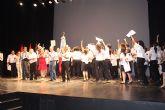 El Ayuntamiento recibe a la Unión Musical de Torre Pacheco por su victoria en el Certamen de Bandas de Música más importante de Europa