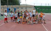 La Escuela Multideporte de Las Torres de Cotillas, plena de actividad
