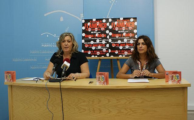 Puerto Lumbreras acogerá  la X Edición del Festival Flamenco - 1, Foto 1