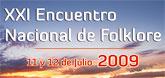 XXI Encuentro Nacional de Folklore