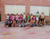 Continúan los talleres de verano en Las Torres de Cotillas para los menores inmigrantes