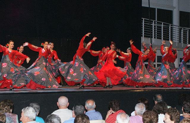 Más de 1.000 personas asistieron a la X Edición del Festival Flamenco en Puerto Lumbreras - 3, Foto 3