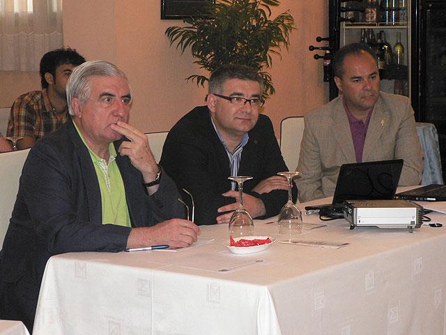 Periodismo audiovisual y terapia celular en Mazarrón, Foto 1