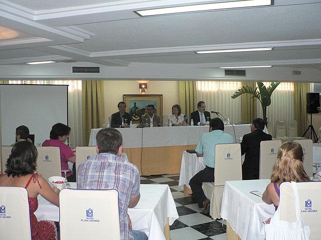 Periodismo audiovisual y terapia celular en Mazarrón, Foto 2