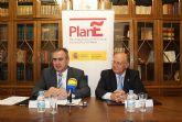 González Tovar y Antonio Tamayo visitan en Cieza las obras que se realizan en el Polideportivo y el Balcón del Muro con cargo al Plan E