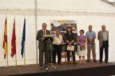 La Directora General del Agua visita las obras del Postrasvase Tajo-Segura en Pliego