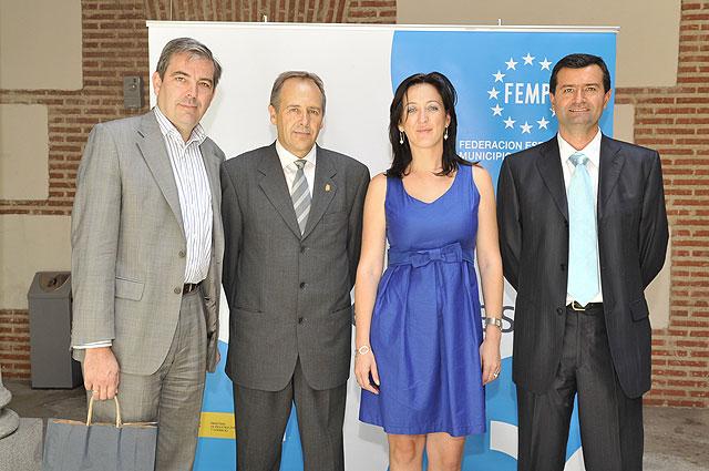 La Concejalía de Turismo de Archena  participó en la presentación en Madrid a nivel nacional de la marca Villas Termales - 1, Foto 1