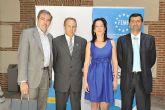 La Concejalía de Turismo de Archena  participó en la presentación en Madrid a nivel nacional de la marca 'Villas Termales'