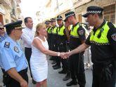 La Comunidad invierte más de 82.000 euros en el nuevo cuartel de la Policía Local de Abanilla