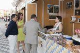 'II Muestra Comercial y Artesana' en Puerto de Mazarrón