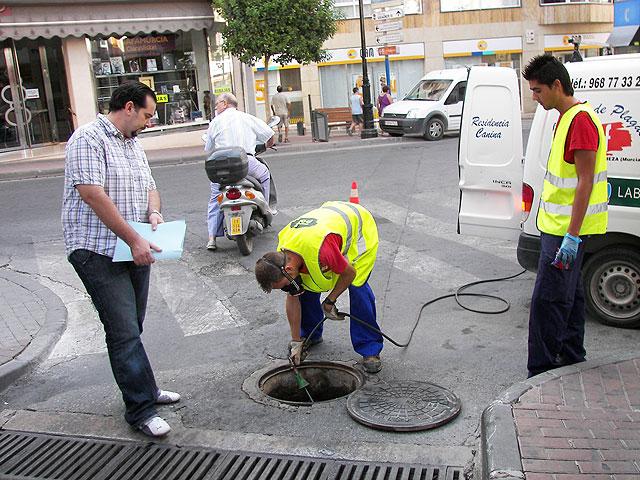 """Según el Concejal de Medio Ambiente, Joaquín López """"La población de cucarachas en Archena está hace tiempo contralada"""" - 1, Foto 1"""