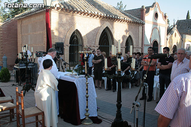 """Many people attended the traditional Mass in honor of """"Nuestra Señora del Carmen"""", Foto 3"""