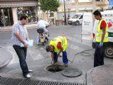 """Según el Concejal de Medio Ambiente, Joaquín López """"La población de cucarachas en Archena está hace tiempo contralada"""""""