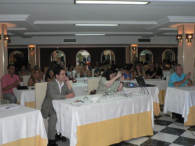 Los cursos de la Universidad Internacional del Mar de Mazarrón cierran con una nutrida participación, Foto 2