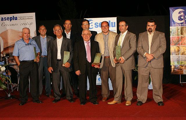 Puerto Lumbreras celebra el Acto de Entrega de los Premios 'Municipio Emprendedor 2009' - 1, Foto 1