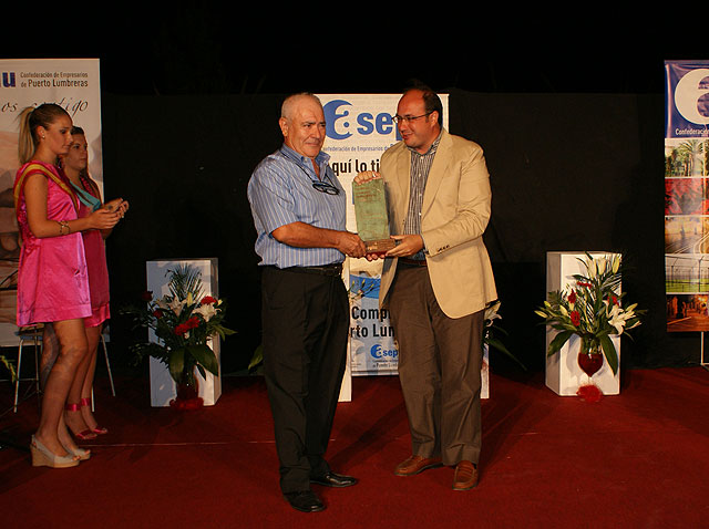 Puerto Lumbreras celebra el Acto de Entrega de los Premios 'Municipio Emprendedor 2009' - 2, Foto 2