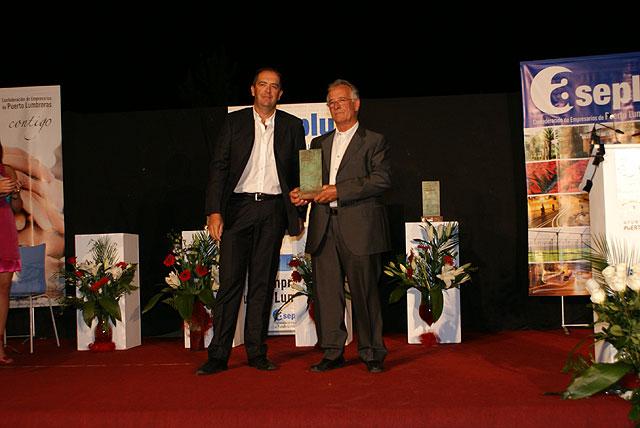 Puerto Lumbreras celebra el Acto de Entrega de los Premios 'Municipio Emprendedor 2009' - 3, Foto 3